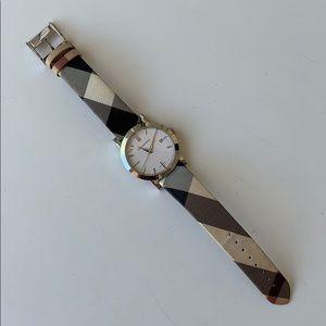 Auth Men's Burberry Watch